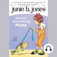 Junie B. Jones Smells Something Fishy