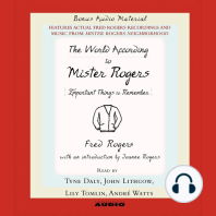 The World According to Mr. Rogers