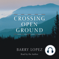 Crossing Open Ground