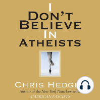 I Don't Believe in Atheists