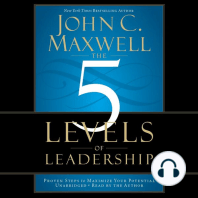 The 5 Levels of Leadership