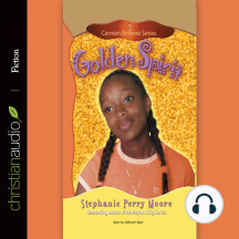 Golden Spirit: Carmen Browne, Book 3