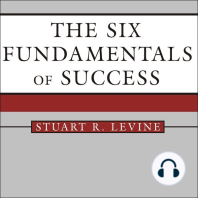 The Six Fundamentals of Success