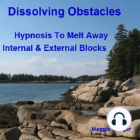 Dissolving Obstacles