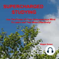 Supercharged Studying