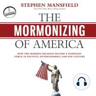 The Mormonizing of America