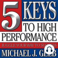 Five Keys to High Performance