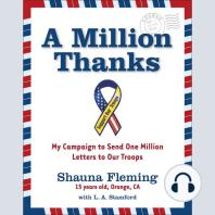 A Million Thanks