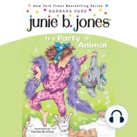 Junie B. Jones Is a Party Animal