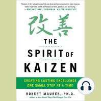 The Spirit of Kaizen