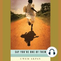 What Language Is That (A Story from Say You're One of Them)