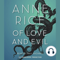 Of Love and Evil: The Songs of the Seraphim, Book 2