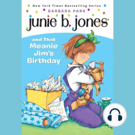 Junie B. Jones and That Meanie Jim's Birthday