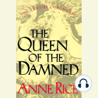 The Queen of the Damned - Abridged