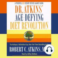 Dr. Atkins' Age-Defying Diet Revolution