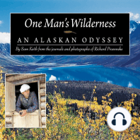 One Man's Wilderness