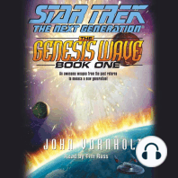 Star Trek: The Next Generation: The Genesis Wave, Book One