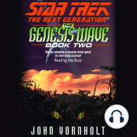 Star Trek: The Next Generation: The Genesis Wave, Book Two