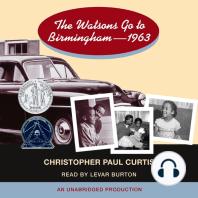 Watsons Go to Birmingham, The - 1963