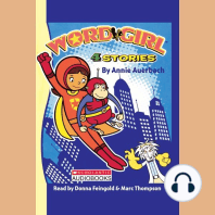The Adventures of Word Girl Collection