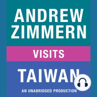 Andrew Zimmern visits Taiwan