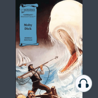 Moby Dick (A Graphic Novel Audio): Illustrated Classics
