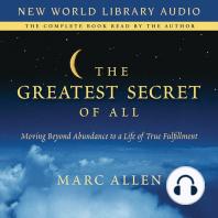 Greatest Secret of All