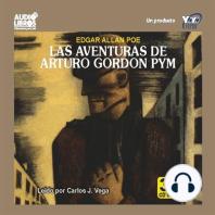 Las Aventuras De Arturo Gordon Pym