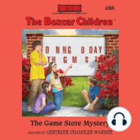 The Game Store Mystery
