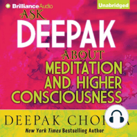 Ask Deepak About Meditation & Higher Consciousness