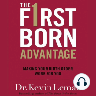 The Firstborn Advantage