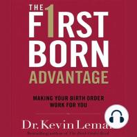 The Firstborn Advantage