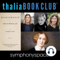 Rereading Middlemarch with Jennifer Egan, Siri Hustvedt and Margot Livesey