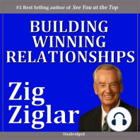 Building Winning Relationships