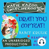 Katie Kazoo, Switcheroo, Book 7
