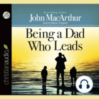 Being a Dad Who Leads