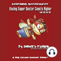 Racing Super Buster Counts Higher and You Can Too