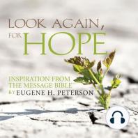 Look Again, for Hope