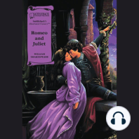 Romeo and Juliet (A Graphic Novel Audio)