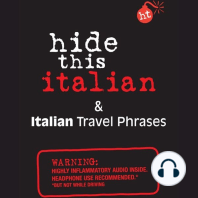 Hide This Italian Book