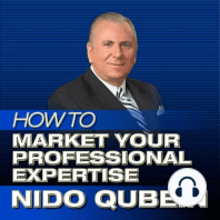 How to Market Your Professional Expertise
