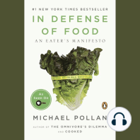 In Defense of Food