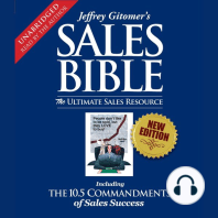 The Sales Bible