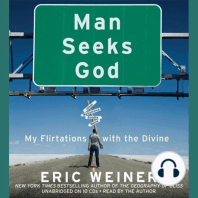 Man Seeks God