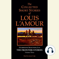 Collected Short Stories of Louis L'Amour, The: Volume Three: The Frontier Stories