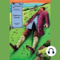Gulliver's Travels (A Graphic Novel Audio)