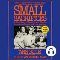 Small Sacrifices