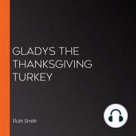 Gladys the Thanksgiving Turkey