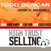 High Trust Selling