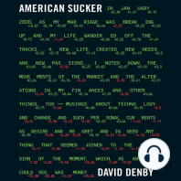 American Sucker
